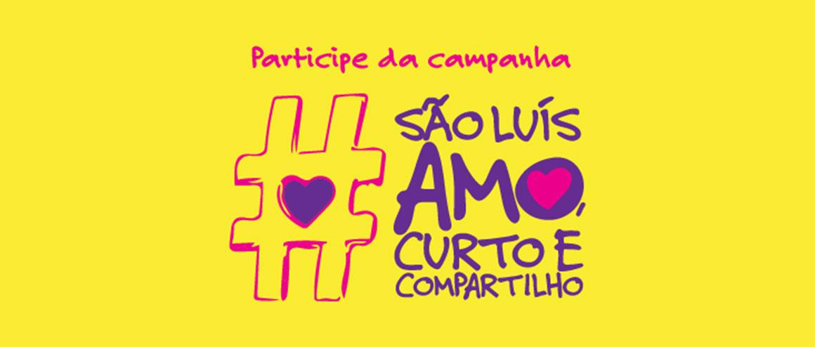 São Luís, amo, curto e compartilho
